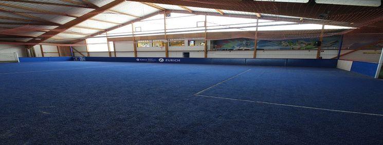 Soccer Halle Stapelfeldt